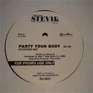 Stevie B - Spring Love / Party Your Body