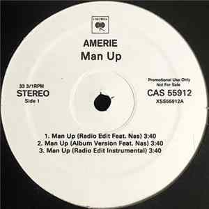Amerie - Man Up