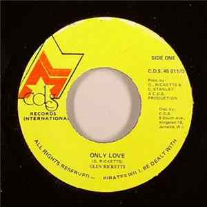 Glen Ricketts - Only Love