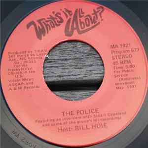 The Police / Jethro Tull - What's It All About?